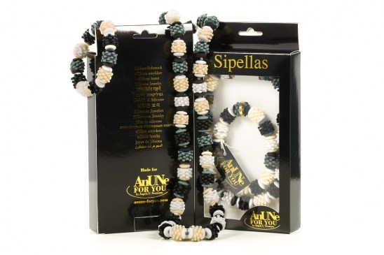 Sipella No 207 Armband+ Halskette Set | AnUne- For You