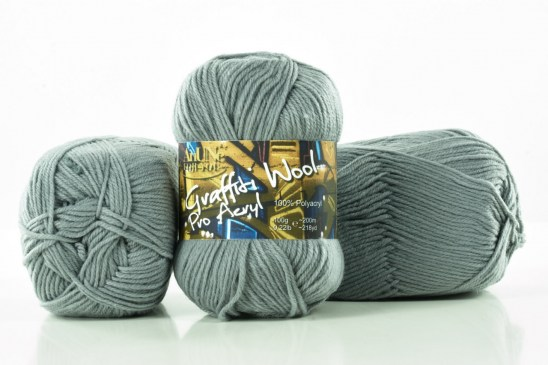 Graffiti Wool Pro Acryl 100g #59 | by Anune for You