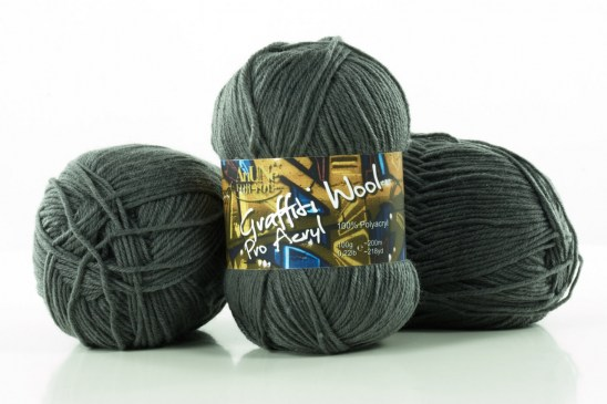 Graffiti Wool Pro Acryl 100g #60 | by Anune for You